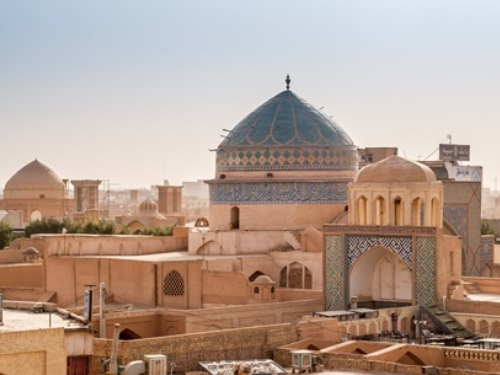 Anceint Town, Central Asia Tours