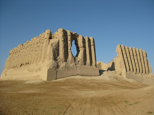 Ancient Kala, Central Asia Tours